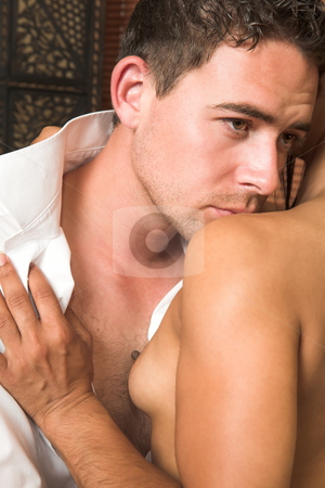 images of lovers embrace. Intimate lovers embrace